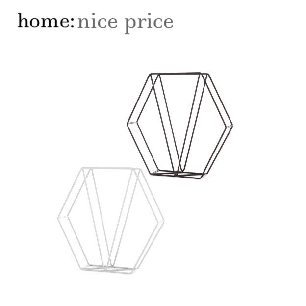 home: nice price [ magazine rack ]