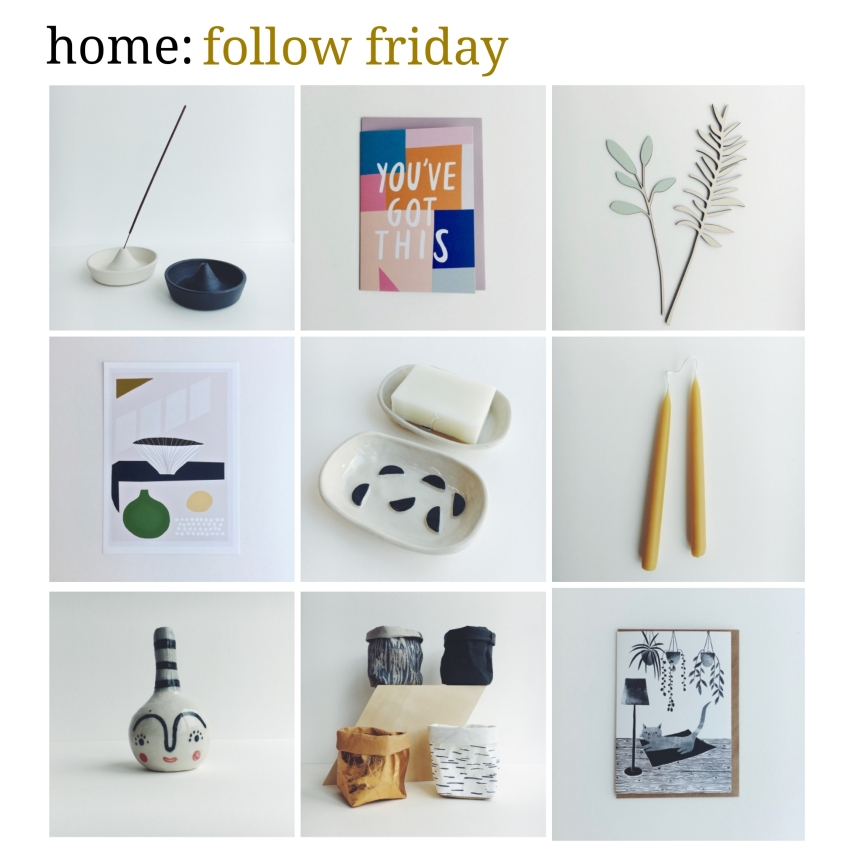 home: follow friday [ Venner]