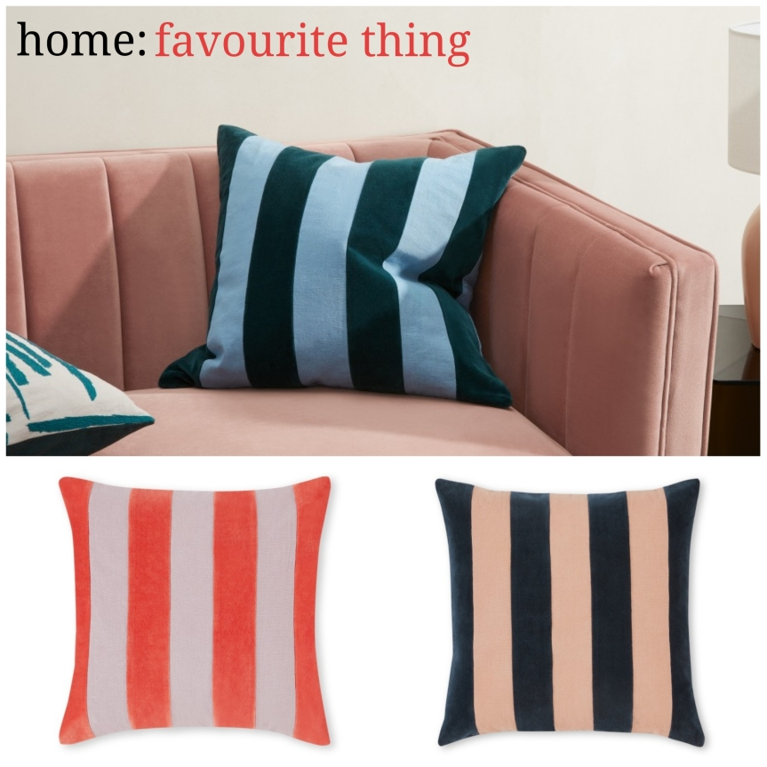 home: favourite thing [ cushion ]
