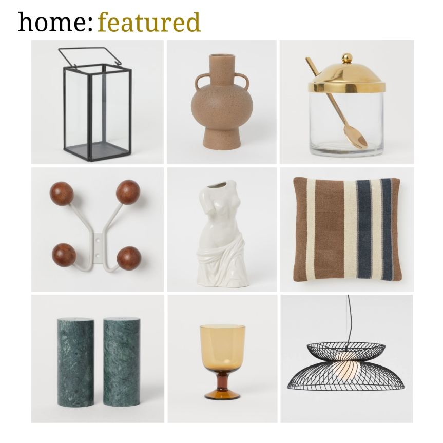 home: featured [ H&M Home ]