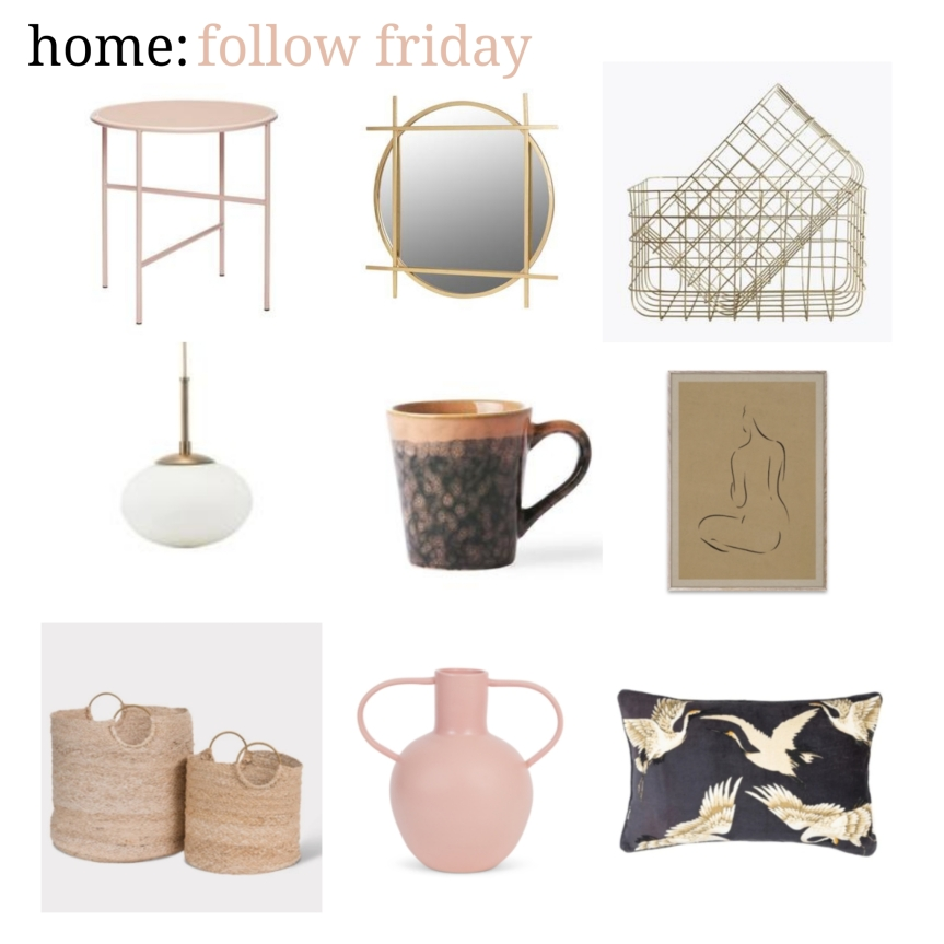 home: follow friday [ Haygen ]