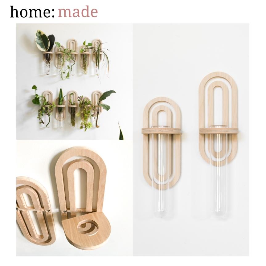 home: made [ propagation planter]