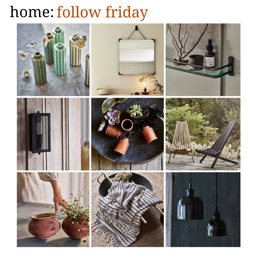 home: follow friday [ Rowen & Wren ]