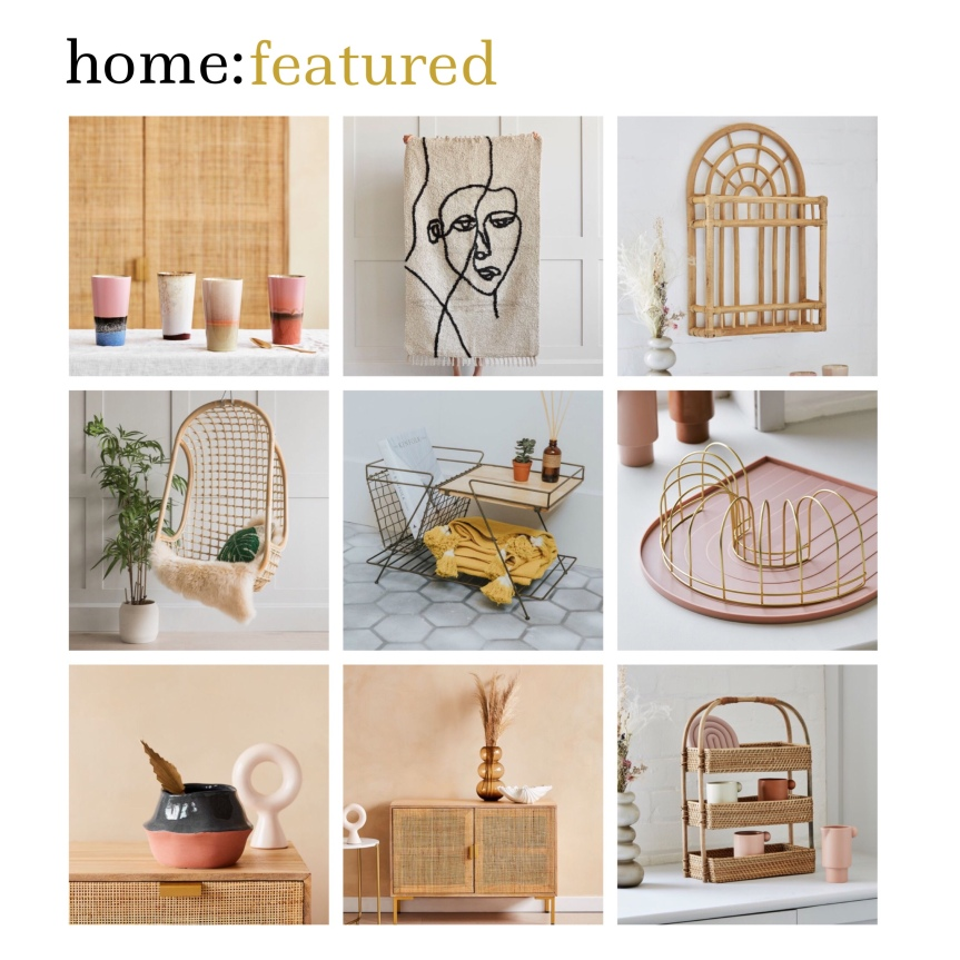 home: featured [ Rose + Grey ]