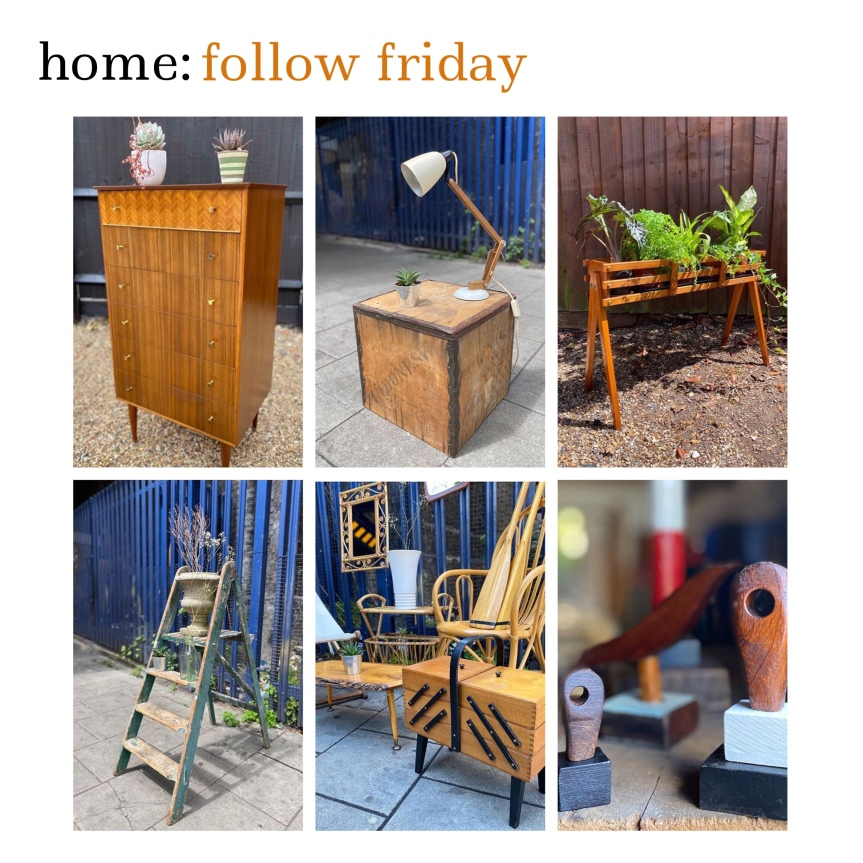 home: follow friday [ Proper Old ]