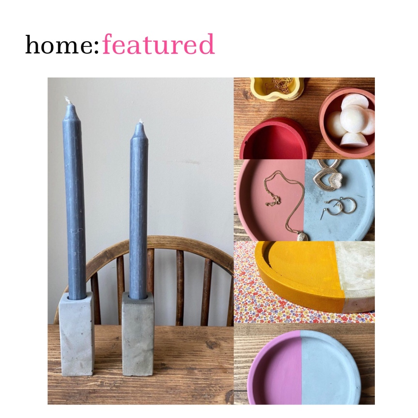 home: featured [ Sugar + Cement]