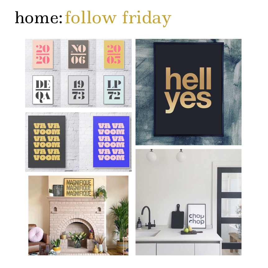 home: follow friday [ Gayle
