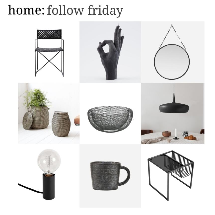 home: follow friday [ Decorum]