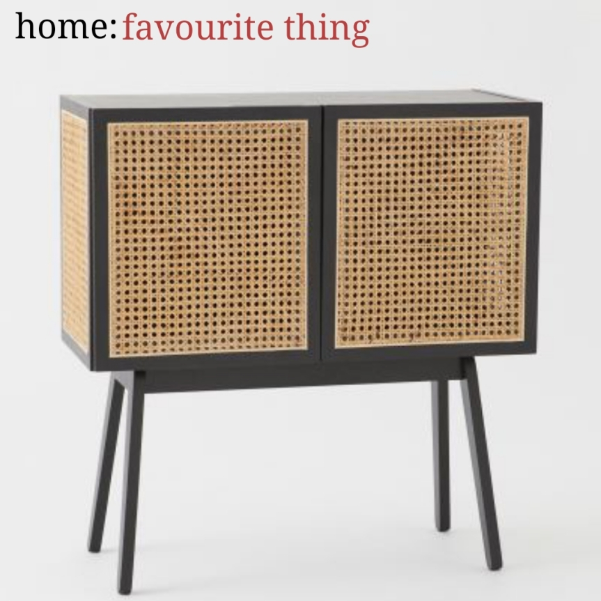 home: favourite thing [ cabinet ]