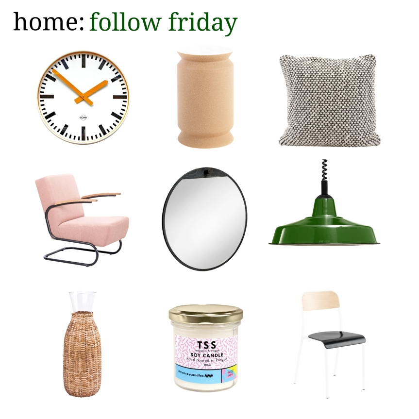 home: follow friday [ Dyke & Dean ]