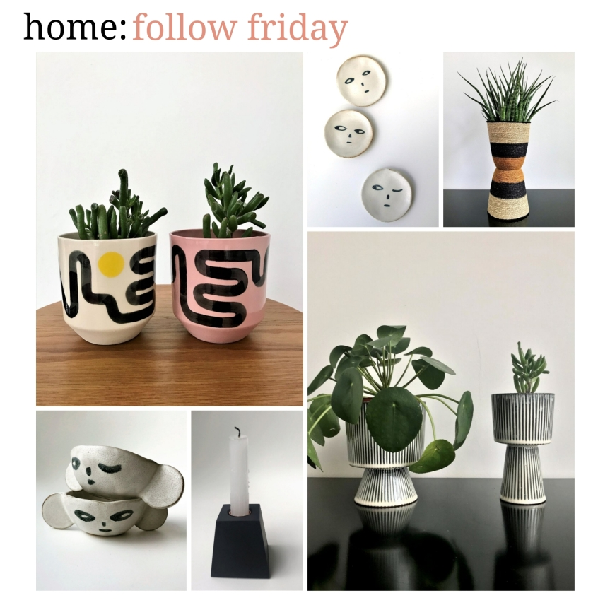home: follow friday [ Cup + Cloth ]