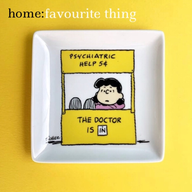 home: favourite thing [ trinket tray ]