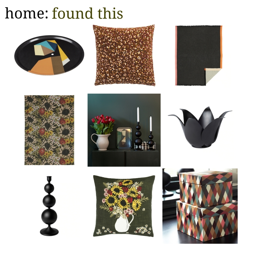 home: found this [  DEKORERA collection – IKEA ]