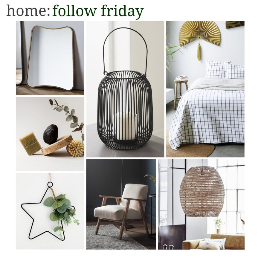home: follow friday [ The Den & Now ]