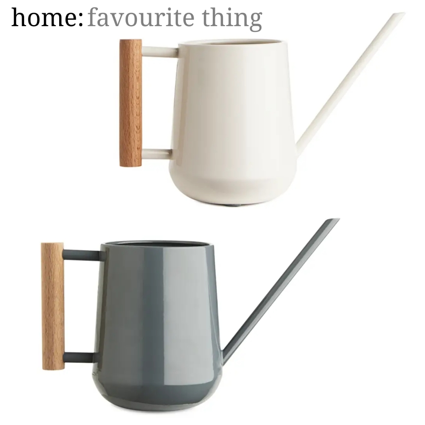 home: favourite thing [ watering can ]