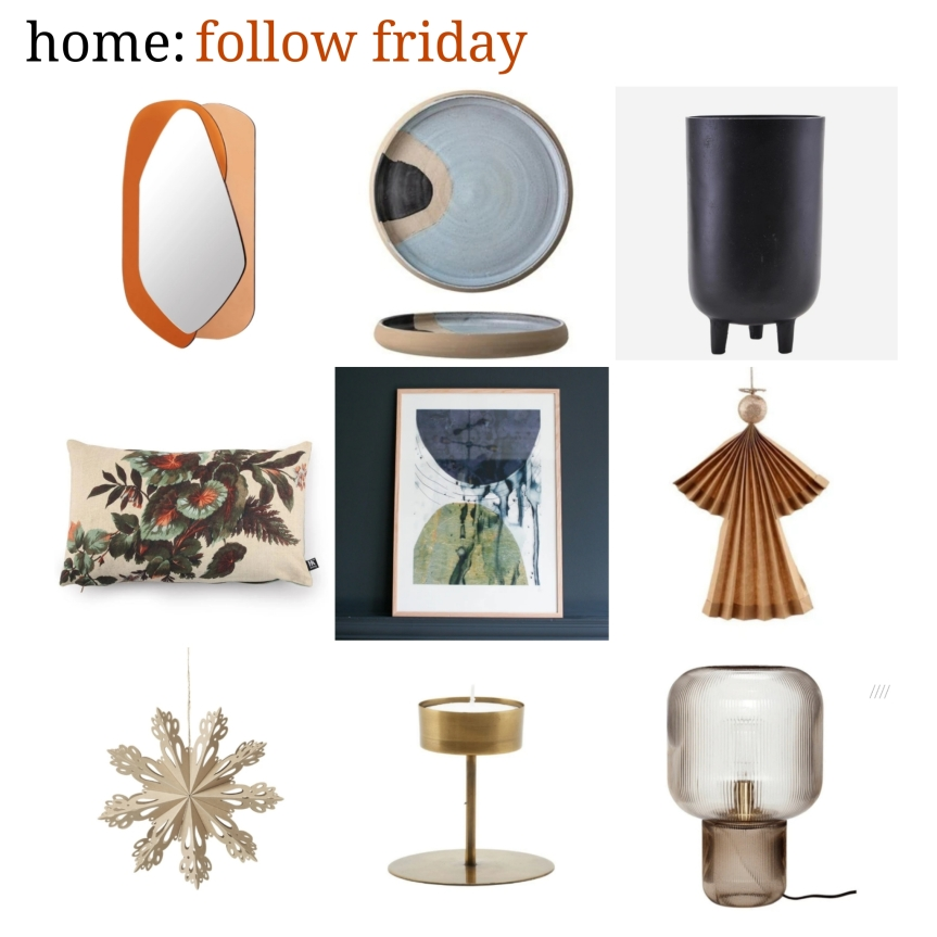 home: follow friday [ I Am Nomad ]