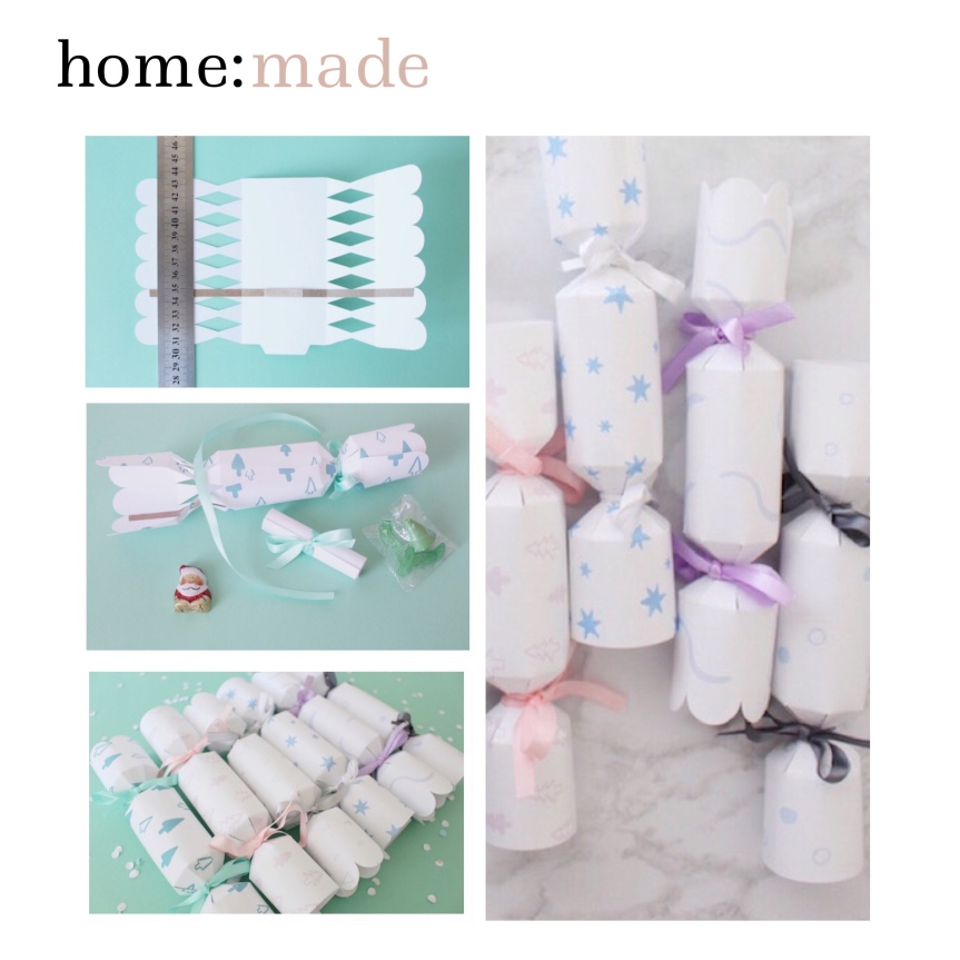 home: made [ crackers ]