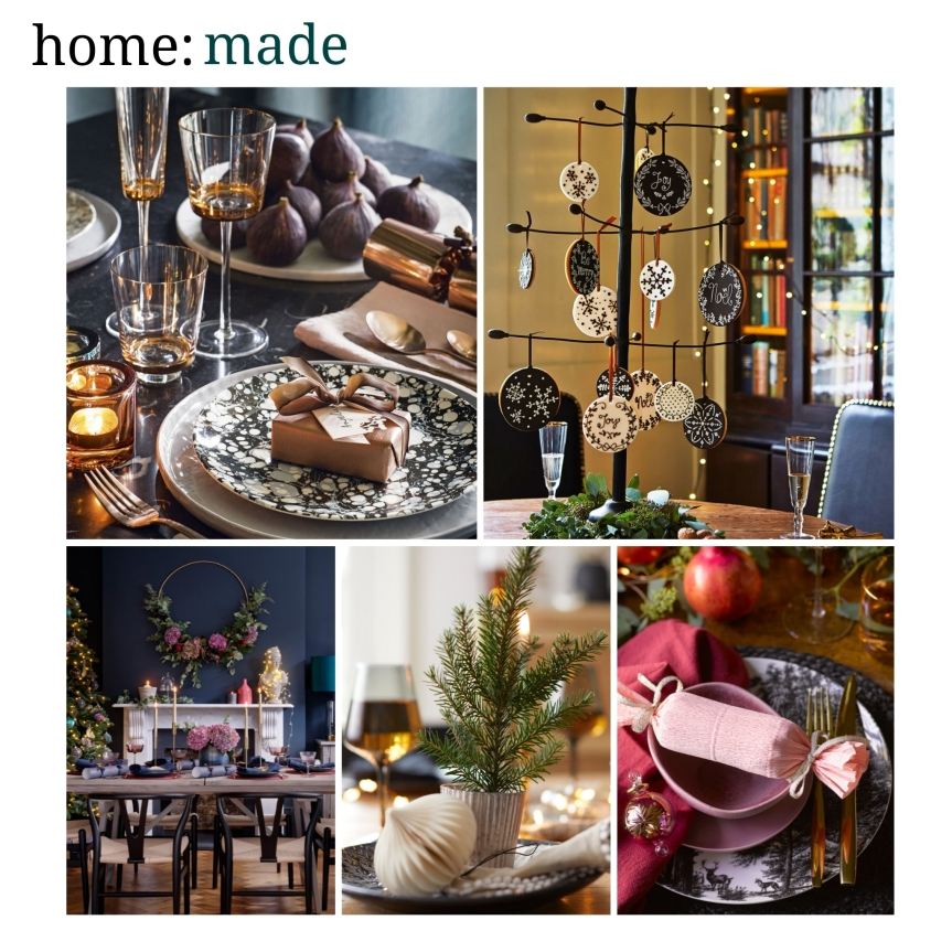 home: made [ Christmas themes ]