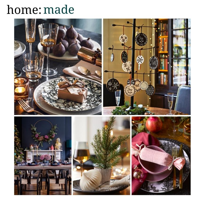 home: made [ Christmas themes]