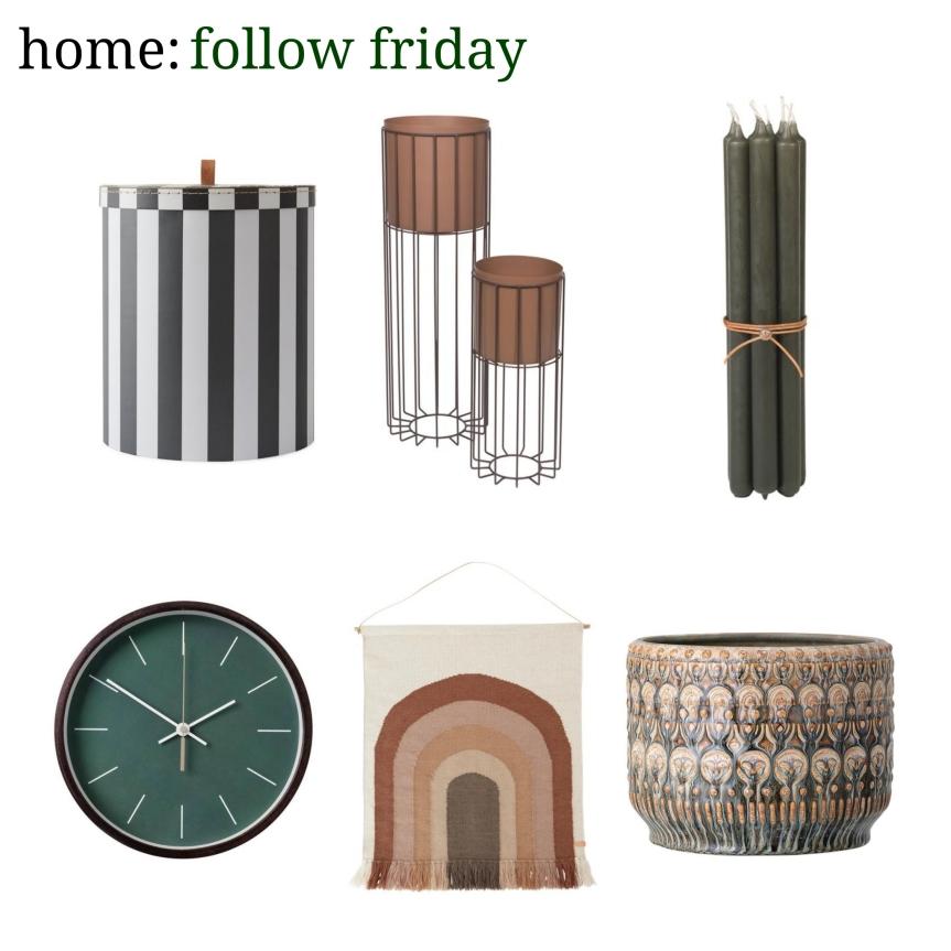 home: follow friday [ Folk Interiors]