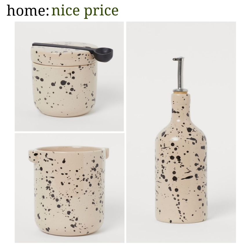 home: nice price [ ceramics ]