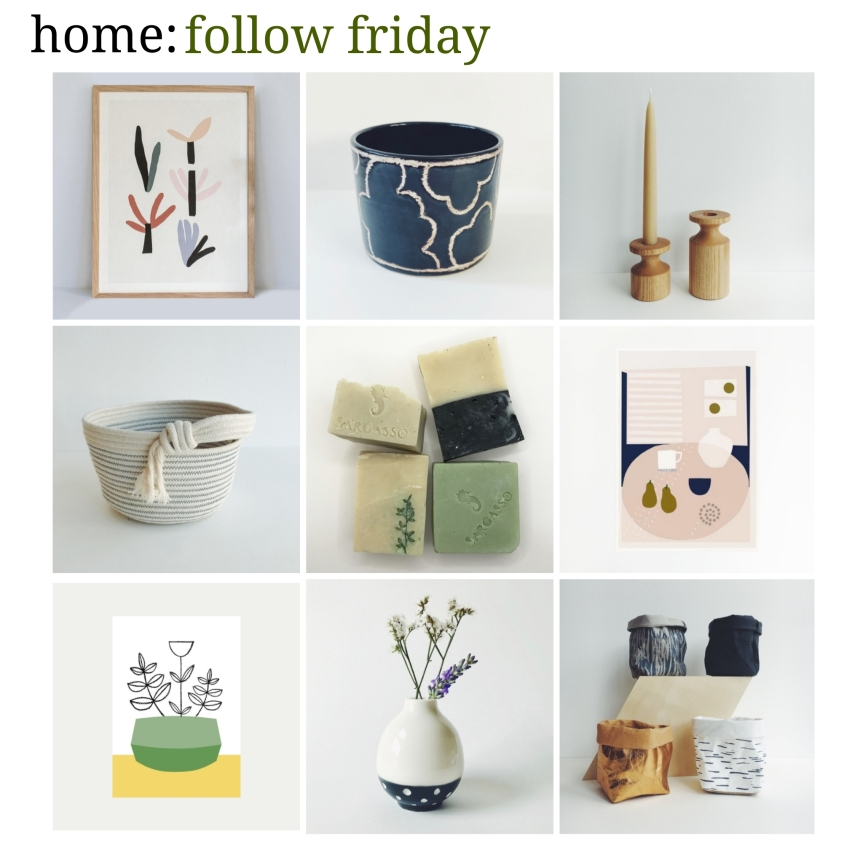 home: follow friday [ Venner ]