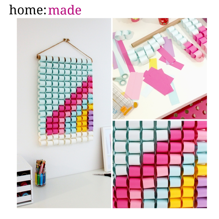 home: made [ wall hanging]