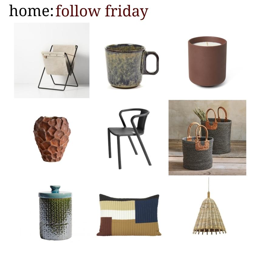 home: follow friday [ KAGU Interiors]