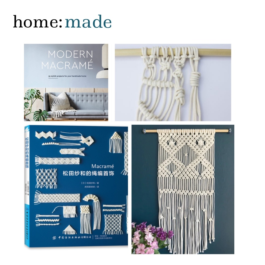 home: made [ macrame ]