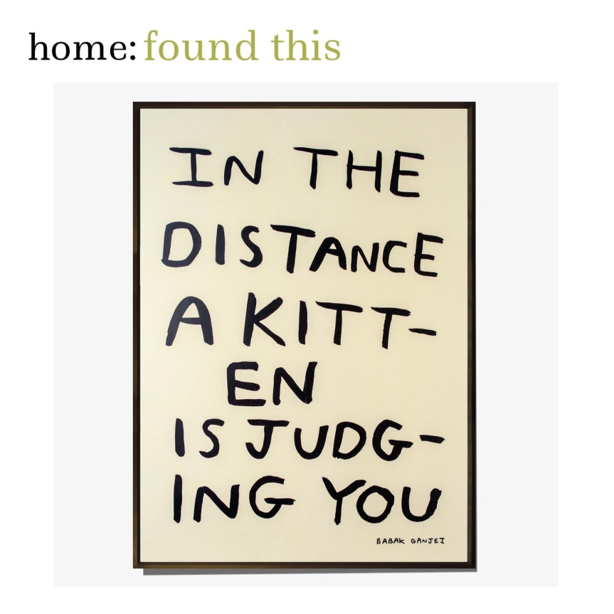 home: found this [ poster ]
