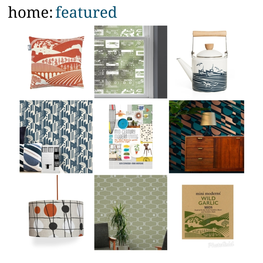 home: featured [ Mini Moderns ]