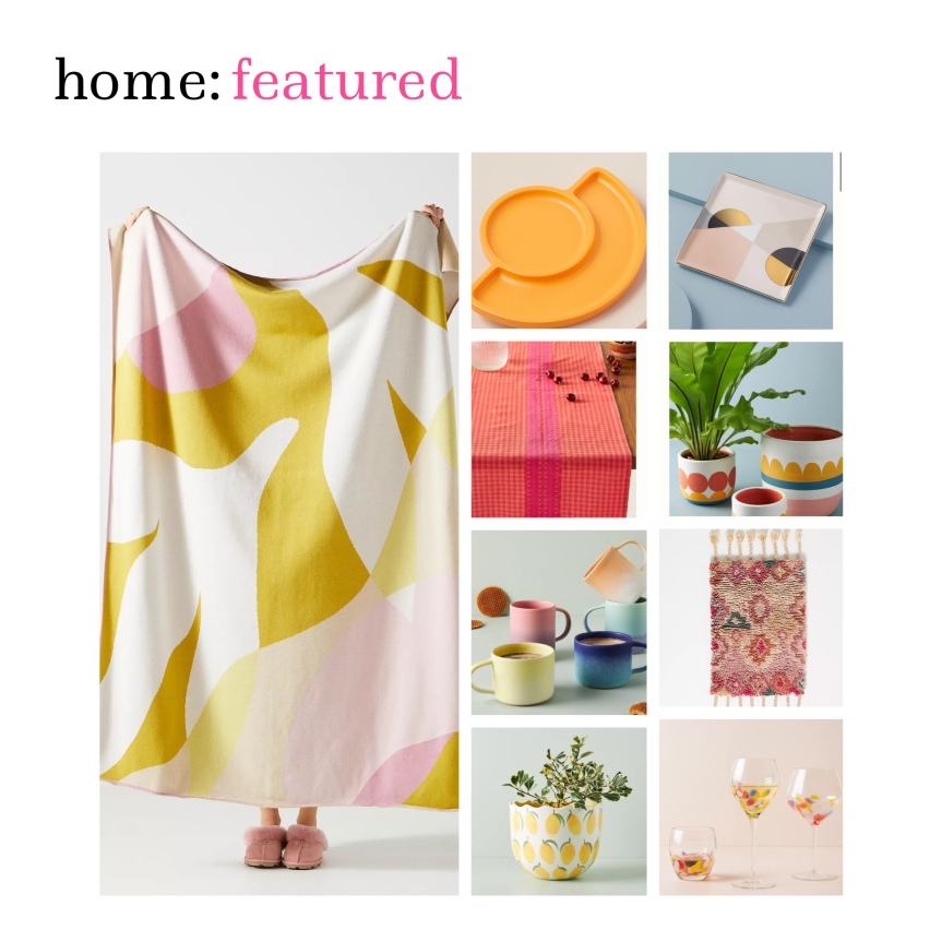home: featured [ Anthropologie ]