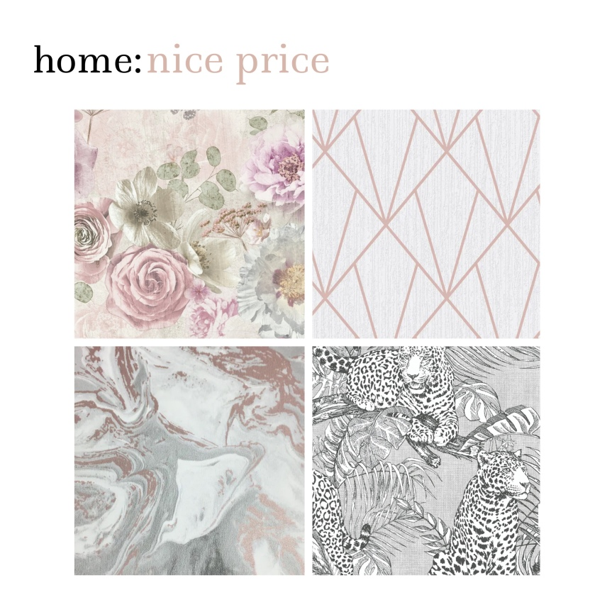 home: nice price [ wallpaper at Matalan ]