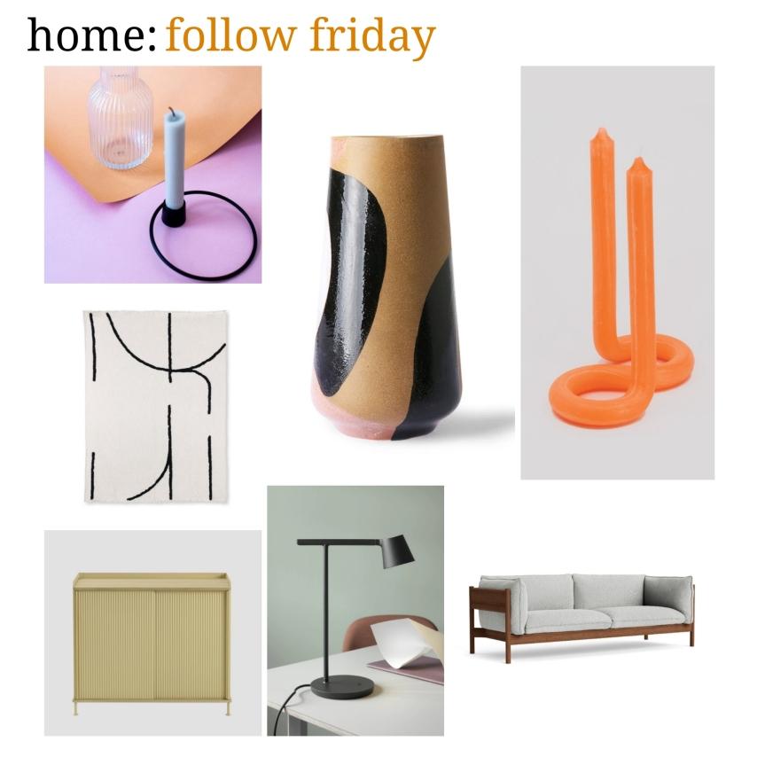 home: follow friday [ insidestore]