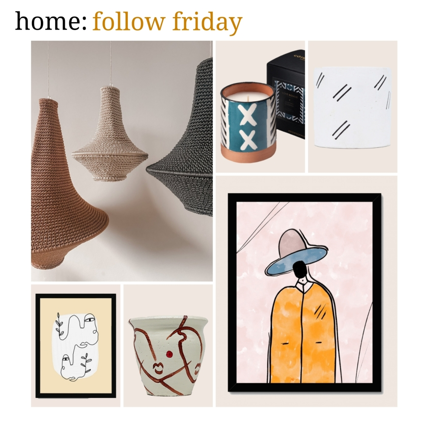home: follow friday[ HAMALIE]