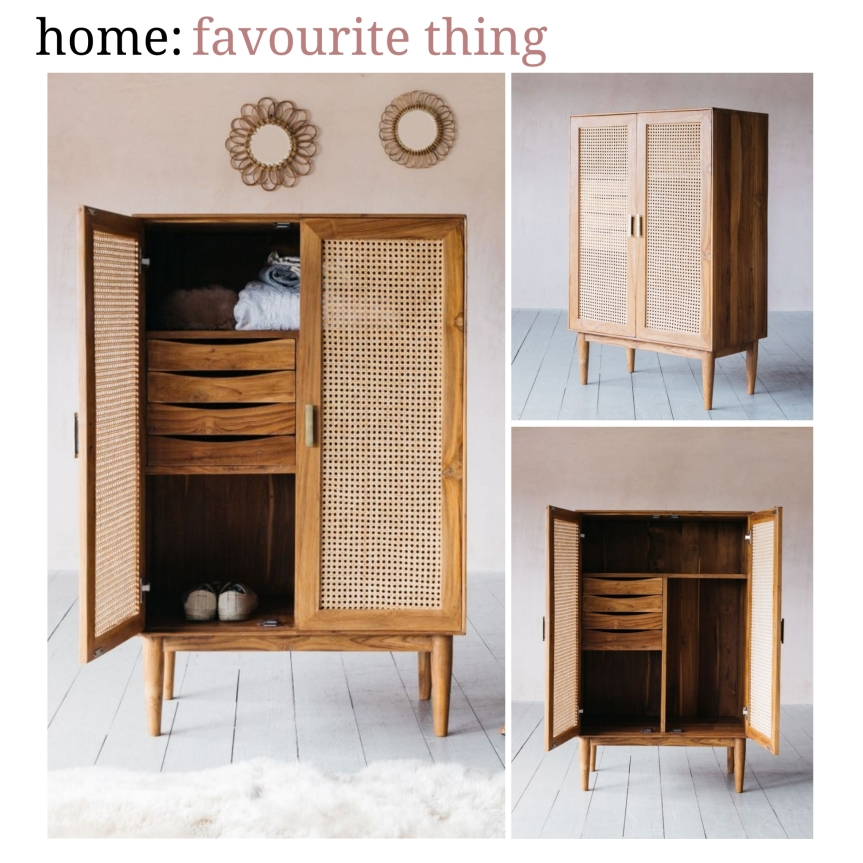 home: favourite thing [ cabinet]