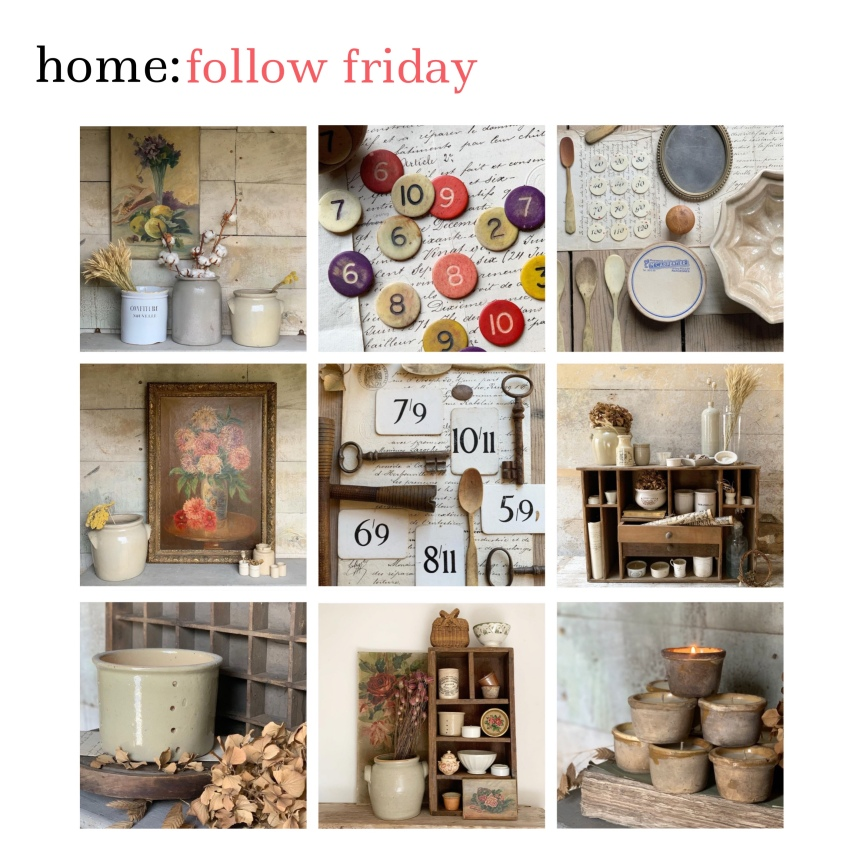 home: follow friday [ Ivy Joan ]