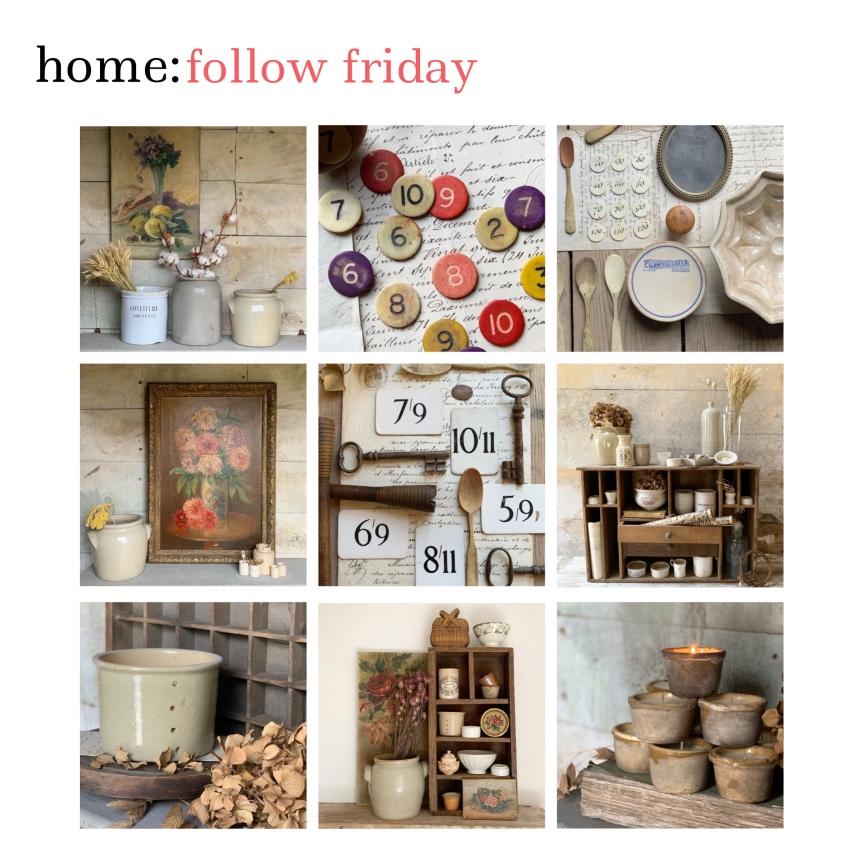 home: follow friday [ Ivy Joan]