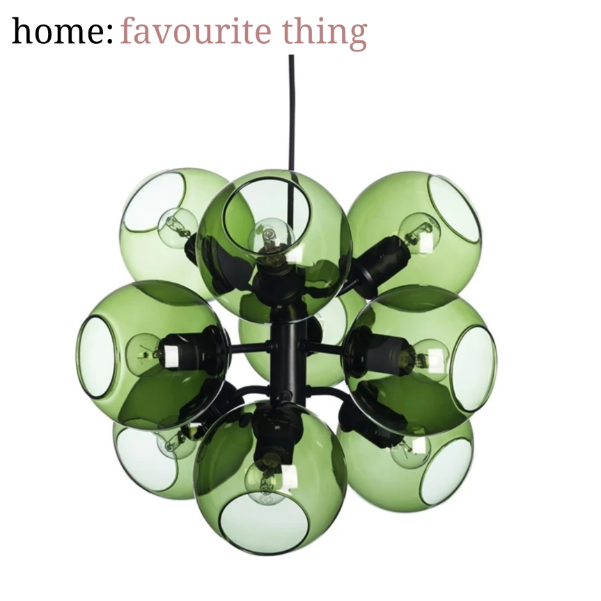 home: favourite thing [ pendant light ]