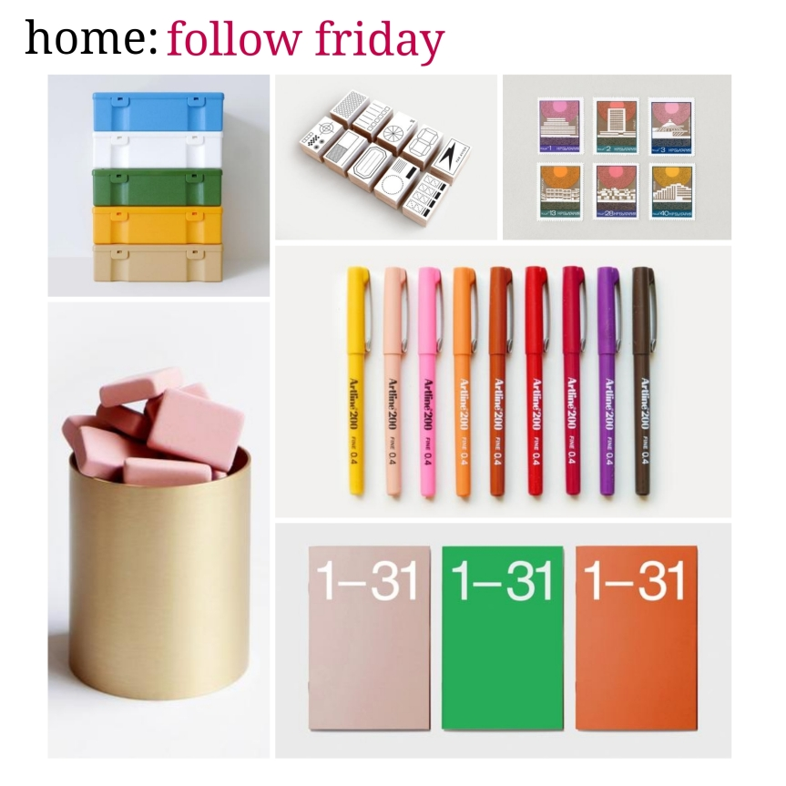 home: follow friday [ Present & Correct ]