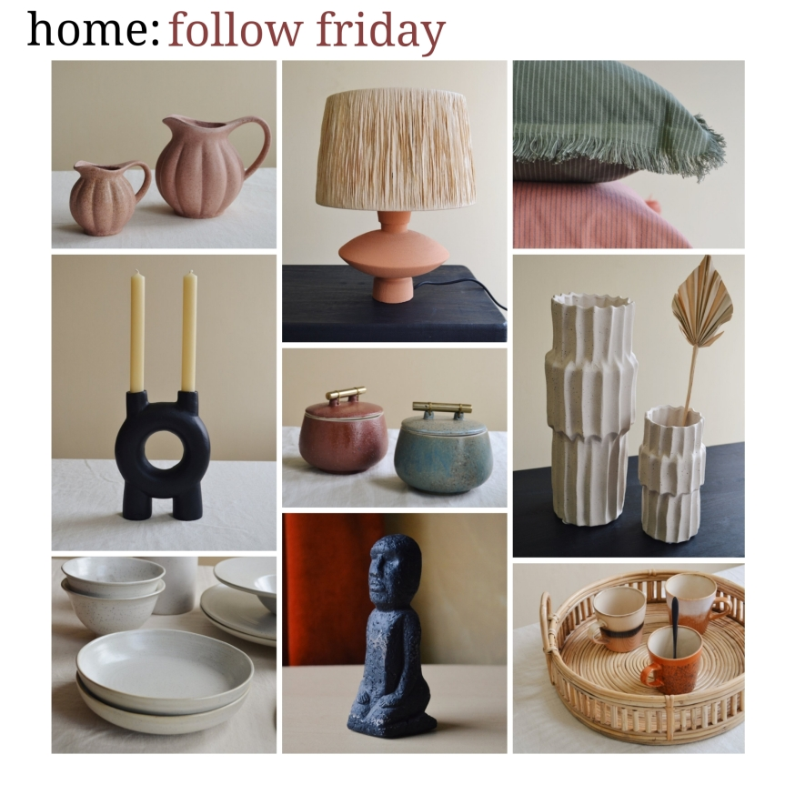 home: follow friday [ Spicer & Wood ]