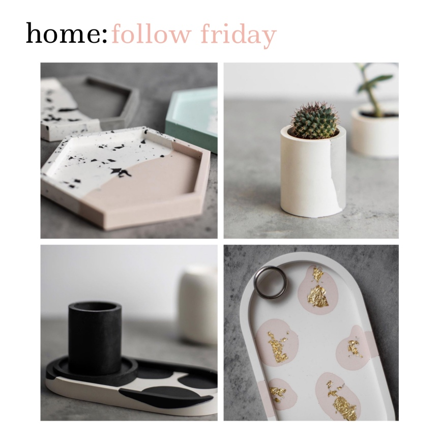 home: follow friday [ Sabi Sekko ]