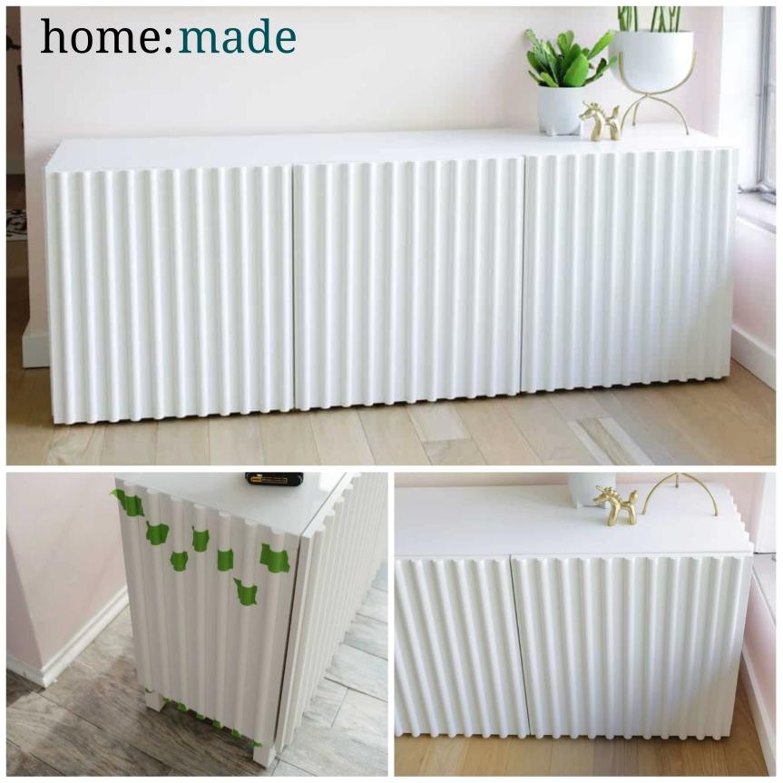 home: made [ IKEA Besta hack]