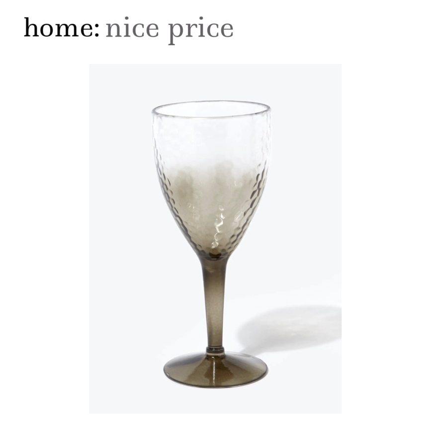 home: nice price [ outdoor wine glass ]