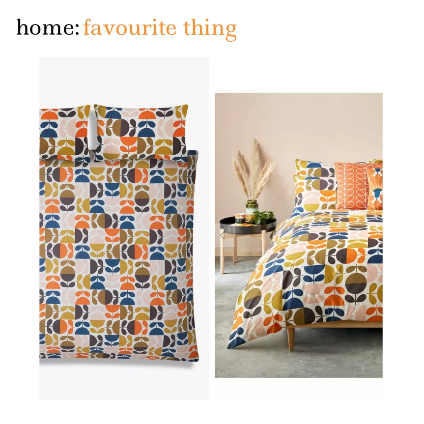 home: favourite thing [ duvet cover]