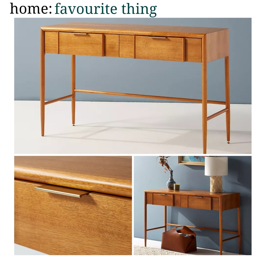 home: favourite thing [ sideboard]
