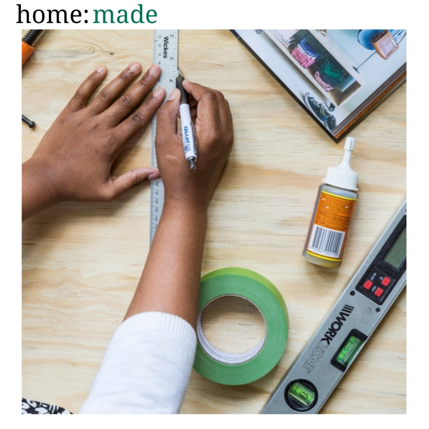 home: made [ DIY tools beginners guide]