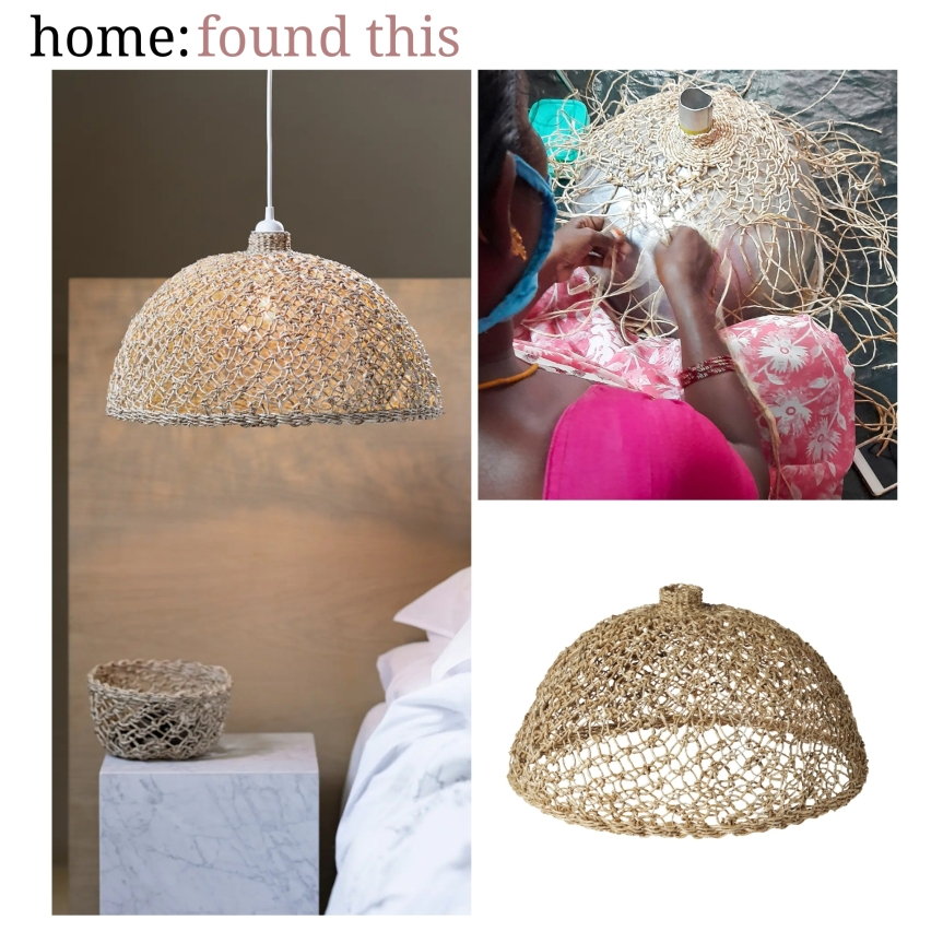 home: found this [ lampshade]