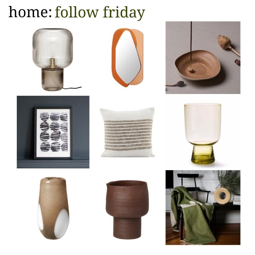 home: follow friday [ I AM NOMAD]