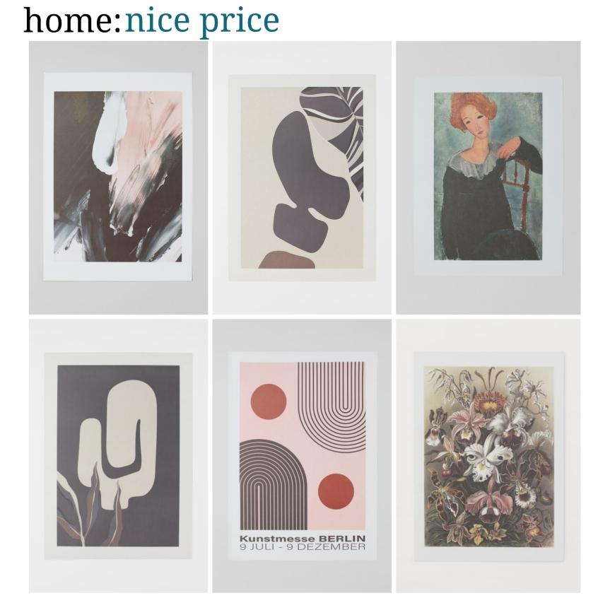 home: nice price [ posters]